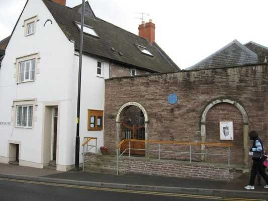 The Friends' Meeting House